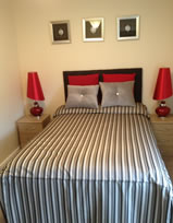 serviced apartment in derbyshire