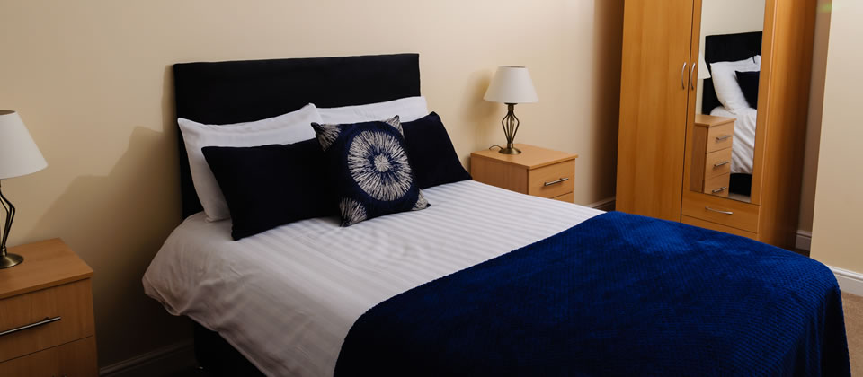 derby serviced apartment